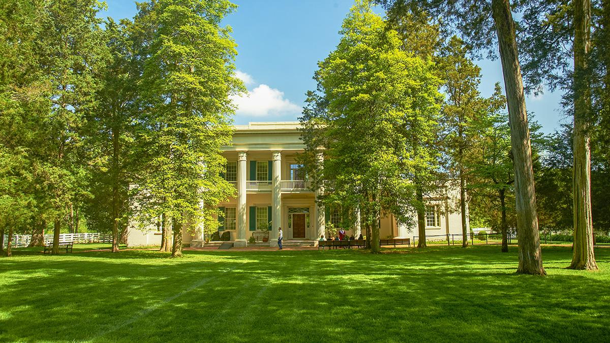 Andrew Jacksons The Hermitage
