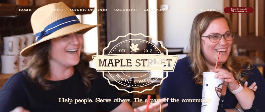 Maple Street Bis