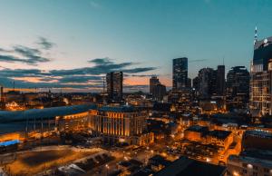 Nashville's Hot Market