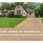 Buying Home in Franklin TN