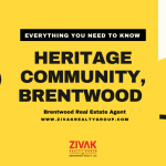 Heritage Community Brentwood
